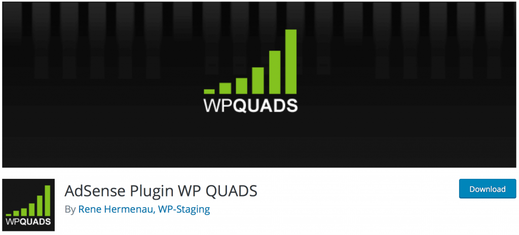 wp quads adsense plugin