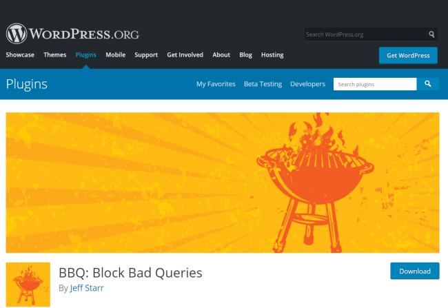 BBQ – Block Bad Queries